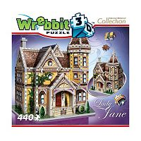 Wrebbit 440-pc. Mansion Collection Lady Jane 3D Puzzle