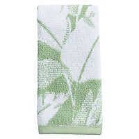 Destinations Miami Leaf Fingertip Towel