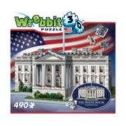Wrebbit 490-pc. The White House 3D Puzzle