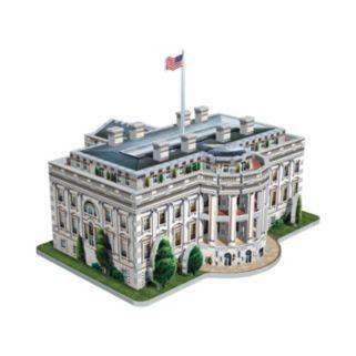 Wrebbit 490-pc. The White House 3D Puzzle