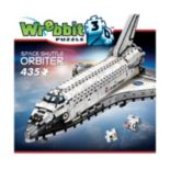 Wrebbit 435 pc Space Shuttle Orbiter 3D Puzzle