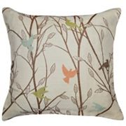 Spencer Home Decor Tweets Throw Pillow Cover