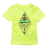 Toddler Boy Hurley Wavey Graphic Tee