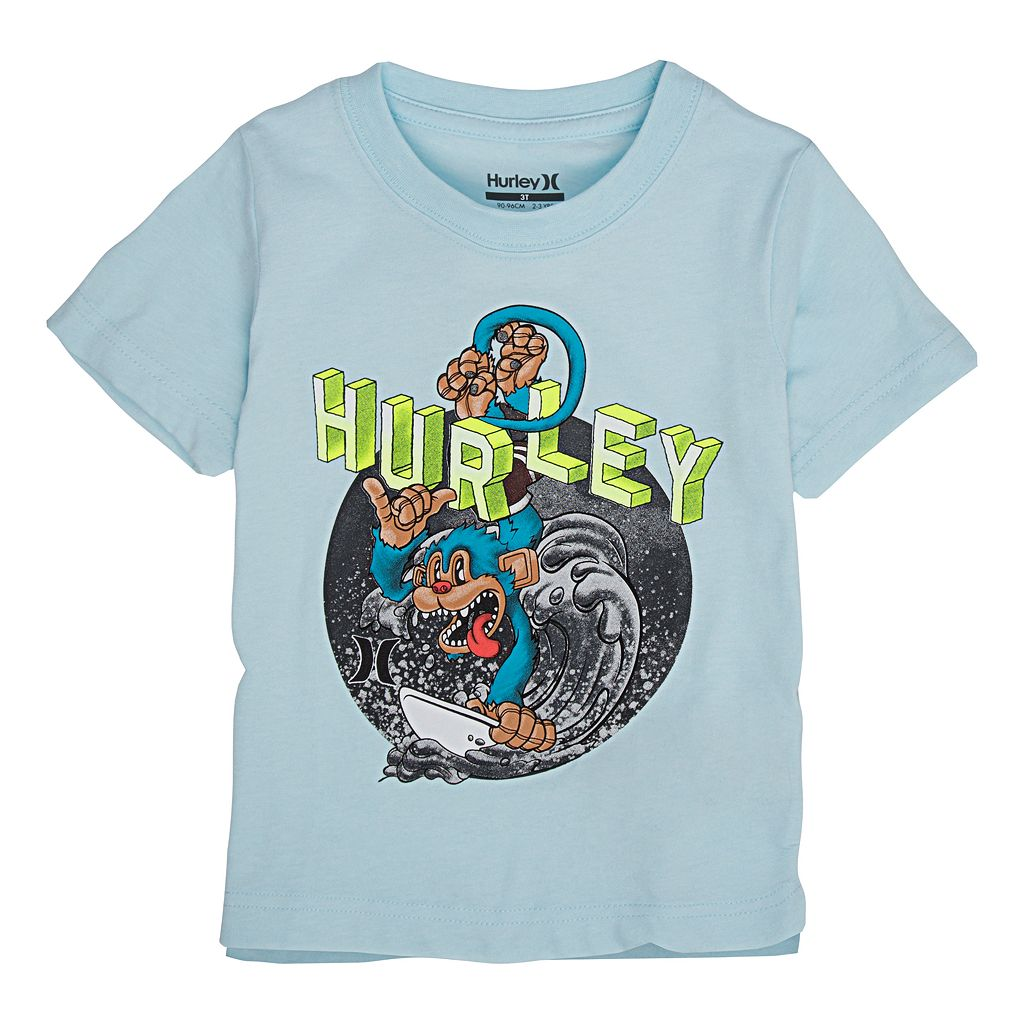 Toddler Boy Hurley