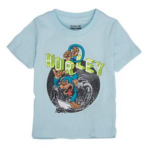 """Toddler Boy Hurley """"Hang Ten"""" Graphic Tee"""