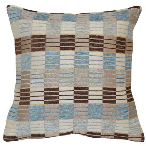 Spencer Home Decor Stripe & Ladder Throw Pillow Cover