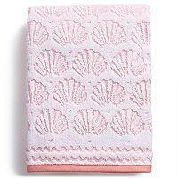 Destinations Cape May Shell Bath Towel