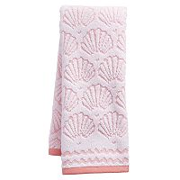 Destinations Cape May Shell Hand Towel