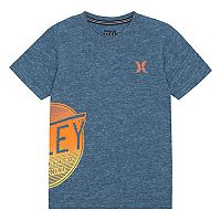 Toddler Boy Hurley Wrap-Around Logo Graphic Tee