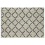 Rugs America Feather Shag Quatrefoil Rug
