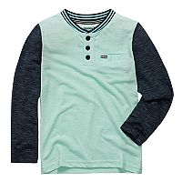 Toddler Boy Hurley Raglan Henley