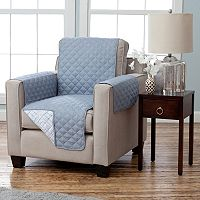 Home Fashion Designs Adalyn Collection Printed Chair Slipcover