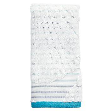 Destinations Mykonos Stripe Fingertip Towel