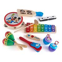 10-Pc Disney's Mickey Mouse Deluxe Band Set