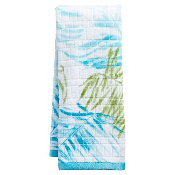 Destinations Tulum Print Hand Towel
