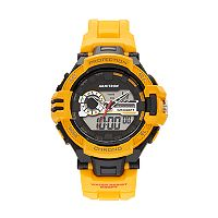 Armitron Unisex Analog-Digital Chronograph Sport Watch - 20/5202YLW