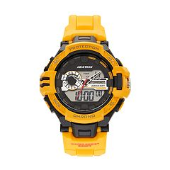 Armitron Unisex Analog-Digital Chronograph Sport Watch - 20/5202YLW