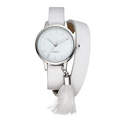 Women's Tassel Wrap Watch