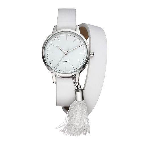 Women's Tassel Wrap Watch