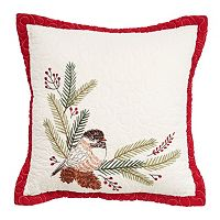St. Nicholas Square® Carol Throw Pillow