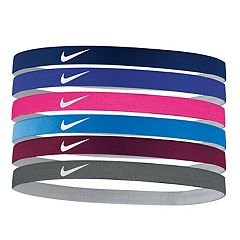 Nike 6 pkSolid Headband Set
