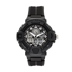 Armitron Unisex Analog-Digital Chronograph Sport Watch - 20/5203BLK
