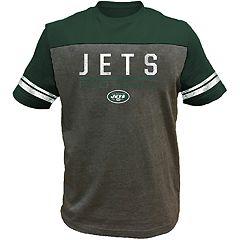 Big & Tall New York Jets Football Tee
