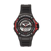 Armitron Unisex Analog-Digital Chronograph Sport Watch - 20/5240RBK
