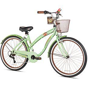 Women's Margaritaville 26-Inch Coast is Clear 7-Speed Cruiser Bike