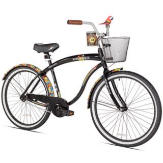 Men's Margaritaville 26-Inch First Look Cruiser Bike