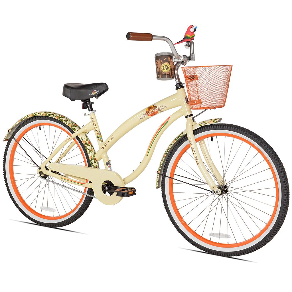 Women's Margaritaville 26-Inch First Look Cruiser Bike