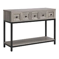 Altra Barrett 1-Drawer Console Table