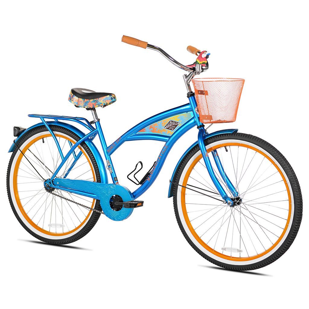 Women's Margaritaville 26-Inch Cruiser Bike