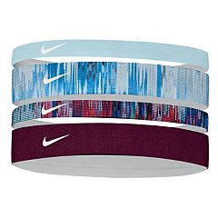 Nike 4 pkAssorted Skinny & Thick Headband Set
