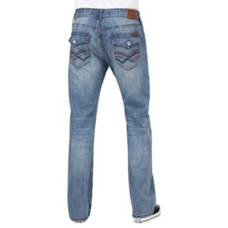 Men's Seven7 Parrot Slim-Fit Bootcut Jeans