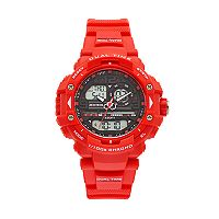 Armitron Unisex Analog-Digital Chronograph Sport Watch - 20/5062RDB