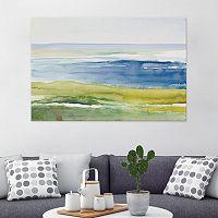 Artissimo Designs Cape Code Beach Canvas Wall Art