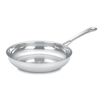 Cuisinart Contour 10-in. Stainless Steel Skillet