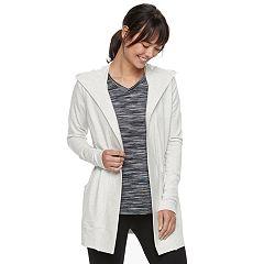 Women's Tek Gear® Cinched-Waist Hooded Wrap Top