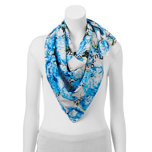 REED Peonies Square Scarf!
