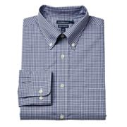 Men's Croft & Barrow® True Comfort Fitted Oxford Stretch Dress Shirt