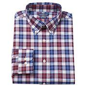 Men's Croft & Barrow® True Comfort Fitted Oxford Stretch Dress Shirt