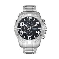 Armitron Men's Stainless Steel Watch - 20/5168BKSV