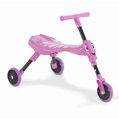 Scuttlebug Butterfly Three-Wheeled Balance Bike