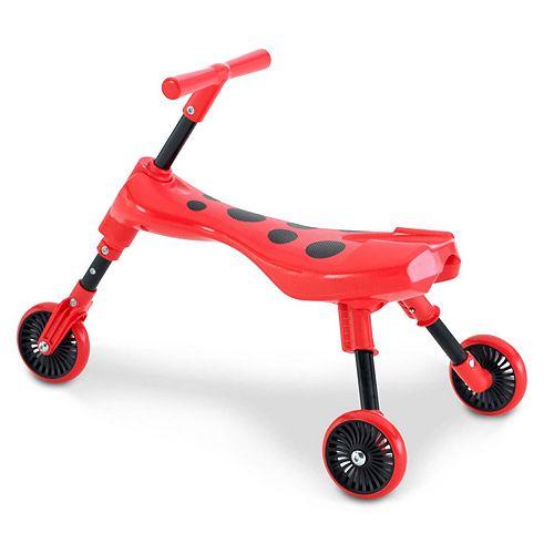 Scuttlebug Beetle Three-Wheeled Balance Bike