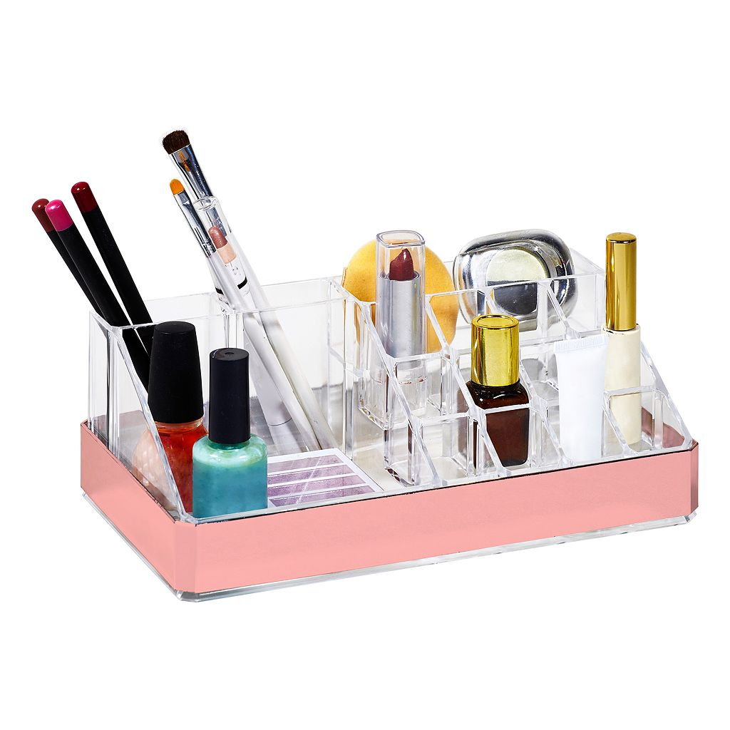 Simplify 16-Compartment Cosmetic & Jewelry Holder