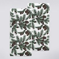 St. Nicholas Square® Pinecone Kitchen Towel 2-pk.