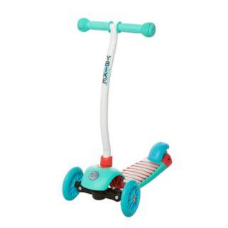 YBIKE GLX Cruze Three-Wheeled Scooter