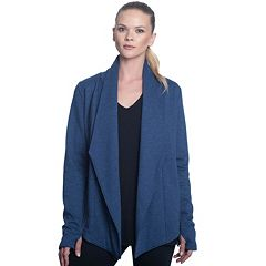Women's Gaiam Calm Yoga Wrap Cardigan