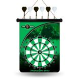Marshall Thundering Herd Magnetic Dart Board